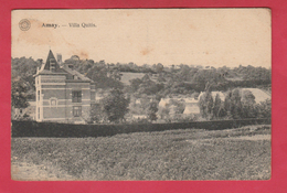 Amay - Villa Quitis - 1926 ( Voir Verso ) - Amay