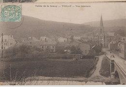 08 Thilay 1904 Vue Générale  Vallée De La Semoy éditeur J.Winling à Charleville - Autres Communes