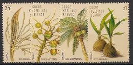 Cocos - 1988 - N°Yv. 178 à 181 - Noix De Coco - Neuf Luxe ** / MNH / Postfrisch - Cocos (Keeling) Islands