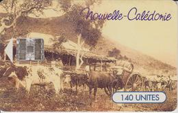 NC50 CARTE POSTALE ANCIENNE 140 SC7 06/97 LUXE-NOUVELLE CALEDONIE