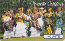NC54 LES BALISIERS GROUPE DE DANSE 140 GEM 01/98 LUXE-NOUVELLE CALEDONIE
