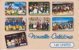 NC60 PATCHWORK DANSES 140 GEM 09/98 LUXE-NOUVELLE CALEDONIE