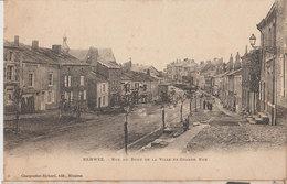 08 Renwez 1907 Rue Du Bout De La Ville EtGrande Rue éditeur Charpentier Richard à Mézières - France