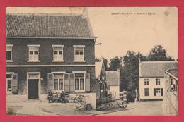 Grand-Hallet - Rue De L'Eglise ( Voir Verso ) - Hannuit