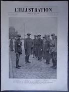 L´illustration N° 4071 12 Mars 1921 L'hydravion Géant Caproni; L'assassinat De M. Dato; Le Plébiscite De Haute Silésie - Journaux - Quotidiens
