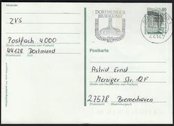 Germany Dortmund 1994 / Machine Stamp / Dortmunder Braukunst / Beer