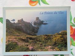 Cléden- Cap-Sizun    ( Finistère ) Les Rochers De La Pointe Du Van - Cléden-Cap-Sizun