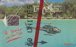 PF23 PACIFIC HELICOPTERE SERVICE 60 SC5 07/94 NSB-POLYNESIE FRANCAISE