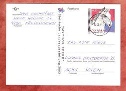 P 559 Lippizaner, Koenigswiesen Nach Wien 2009 (37135) - Entiers Postaux