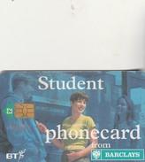 STUDENT PHONECARD Barclays