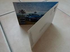 OPEL Tigra TwinPop Première édition : Dépliant Pub Avec Partie Carte Postale à Détacher (5 Images) - Voitures De Tourisme