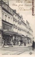 CAMBRAI LA RUE DE L'ANGE DEVANTURE COMMERCE GRAND BAZAR 59 NORD - Cambrai