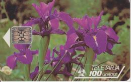 AND8 IRIS VIOLINE 100 SC5 12/92 LUXE-ANDORRE