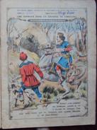 Cahier D'écolier Illustration Des Années 1900 - Old Paper