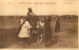 BURKINA FASO HAUTE VOLTA  MORRO NABA ROI DES MOSSI - Burkina Faso