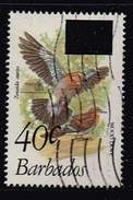 Barbados 1981/ Chile 2015, Michel# 537 2350 O Zenaida Dove (Zenaida Aurita)/ Andean Condor (Vultur Gryphus) - Birds