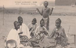 SOUDAN     Fileuses De Coton   TB PLAN - Sudan