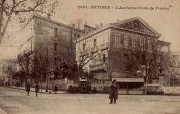 06 ANTIBES L'ANCIENNE PORTE DE FRANCE - Autres