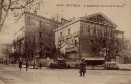 06 ANTIBES L'ANCIENNE PORTE DE FRANCE - Other