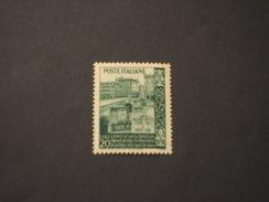 ITALIA REUBBLICA - 1949 TRINITA' - NUOVO(++) - 6. 1946-.. Republic