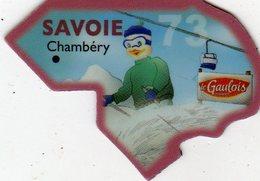 Magnets Magnet Le Gaulois Departement France 73 Savoie - Tourisme