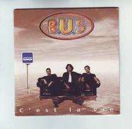 """Cd 2 Titres BUS - Neuf Sous Blister -- """" C'est La Vie """" - """" Toi Et Moi """" - Musique & Instruments"""