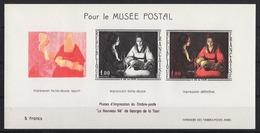 FRANCE 1966 FEUILLET - POUR LE MUSEE POSTAL N° 1479B - /B31 - Documents De La Poste