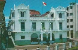 Panama City The Presidential Palace