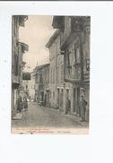 VERFEIL (HAUTE GARONNE) RUE VAURAISE (CAFE MARTIN ET ANIMATION)  1912 - Verfeil