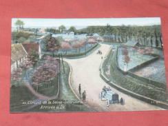 CIRCUIT DE LA SEINE INFERIEURE / DIEPPE 1910/  N°22  TRAVERSEE D ENVERMEU  / EDIT LV & CIE - Dieppe