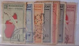 Madagascar - YT AE 1 à 8 (sauf 2 5) - Madagascar (1889-1960)