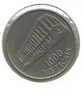D10 Mozambique 1000 Meticais 1994. KM#122 - Mozambique