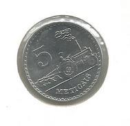 D10 Mozambique 5 Meticais 1980. UNC KM#101 - Mozambique