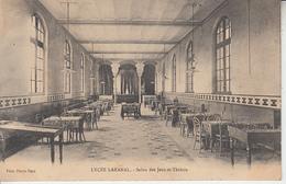 SCEAUX - Lycée LAKANAL - Salon Des Jeux Et Théâtre - Sceaux