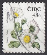 Irlanda 2004 Sc. 1570 Fiori Flowers MARGHERITA -COMUNE - Daisy - Bellis Perennis Eire Ireland Used - 1949-... Republic Of Ireland