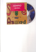 Cd 2 Titres ASWAD : SHINE (BEATMASTERS ) - PICKIN'UP - Reggae