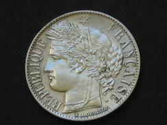1 Franc 1872 A - Cérès - Monnaie Proche Du SPL !!!!  ***** EN ACHAT IMMEDIAT **** - Francia