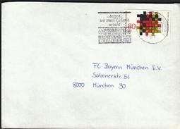 Germany Garmisch Partenkirchen 1984 / Tourism / ...tagen, Wo Man Urlaub Macht / Machine Stamp - Ferien & Tourismus