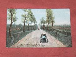 CIRCUIT DE LA SEINE INFERIEURE / DIEPPE 1910/  N° 1  ROUTE APRES LA FOURCHE DE DIEPPE  / EDIT LV & CIE - Dieppe