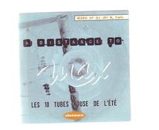 Cd 10 Tubes House été Par Dj Jef K, Paris - A Distance To Max - Dance, Techno & House