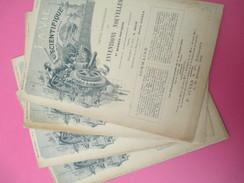 La Vie Scientifique/Revue Universelle Des Inventions Nouvelles Et Sciences Pratiques/Hebdo/1896 Et 97         VJ128 - Journaux - Quotidiens