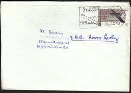Germany Langenfeld 1984 / Tourism / Freizeitpark / Machine Stamp - Holidays & Tourism
