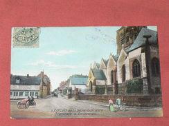 CIRCUIT DE LA SEINE INFERIEURE / DIEPPE 1910/  N° 5  TRAVERSEE D ENVERMEU  / EDIT LV & CIE - Dieppe