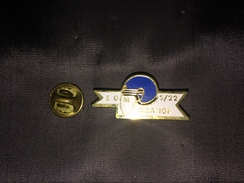 Pin´s Police / EGM Escadron De Gendarmerie Mobile 5/22 (Orange) - Army