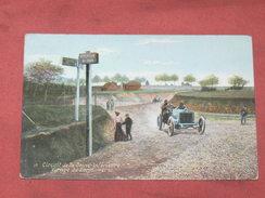 CIRCUIT DE LA SEINE INFERIEURE / DIEPPE 1910/  N° 10   VIRAGE DE LONDINIERES  / EDIT LV & CIE - Dieppe