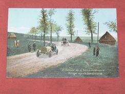 CIRCUIT DE LA SEINE INFERIEURE / DIEPPE 1910/  N° 11   VIRAGE APRES  LONDINIERES  / EDIT LV & CIE - Dieppe