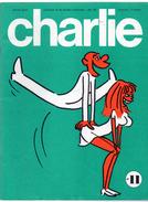 CHARLIE  Journal Plein D'humour Et De Bandes Dessinées, Mensuel, 64 Pages , N°11 - Humour