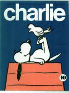 CHARLIE  Journal Plein D'humour Et De Bandes Dessinées, Mensuel, 64 Pages , N°10 - Humour