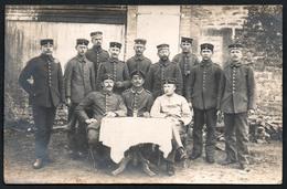 A3086 - Alte Foto Ansichtskarte - Offizier Soldat - 1. WK WW Frankreich März 1916 - War 1914-18