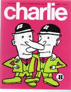 CHARLIE  Journal Plein D'humour Et De Bandes Dessinées, Mensuel, 64 Pages , N°8 - Humour